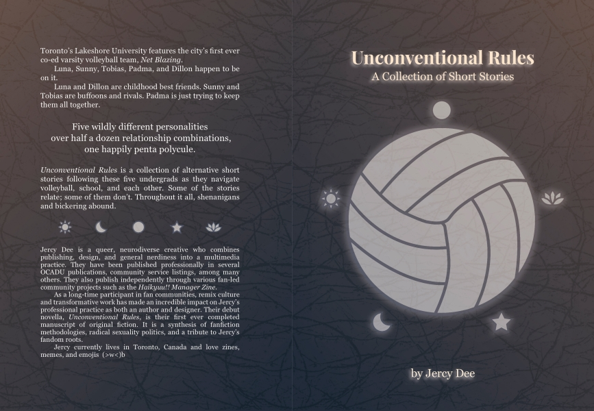 Unconventional Rules book cover